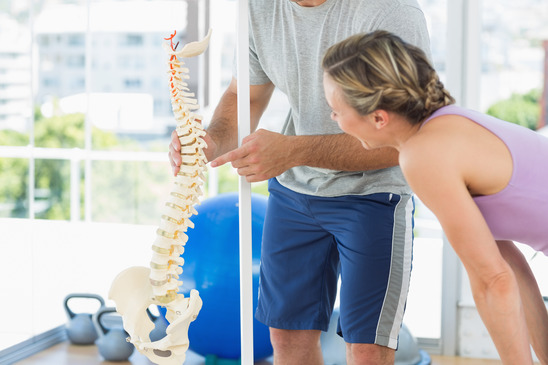 Better spinal health and sport