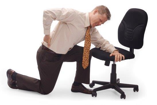 Treat back pain in Houston