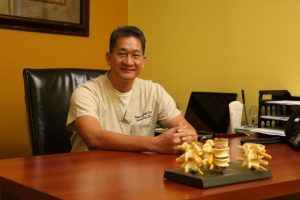 Best Houston Chiropractor, Dr. James Le