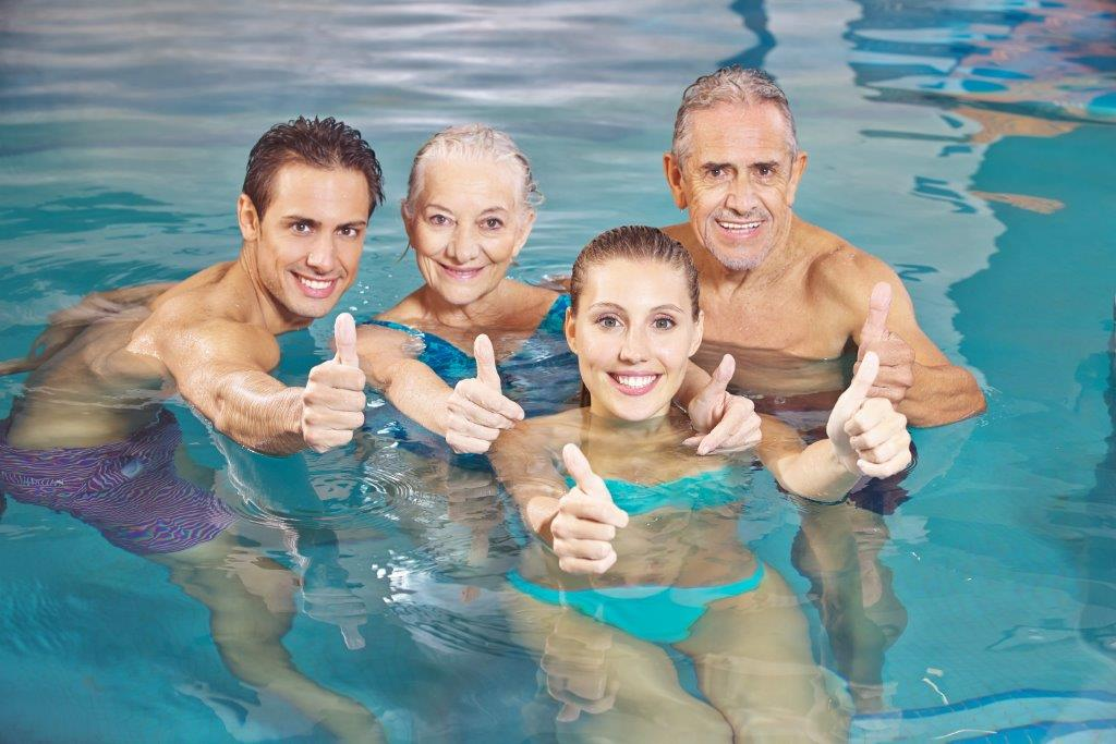 Aquatic Therapy in Houston