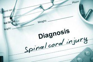 Spinal Cord Injury Diagnosis